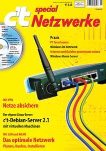 """c't special """"Netzwerke"""""""