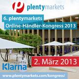 plentymarkets Online-Händler-Kongress 2013