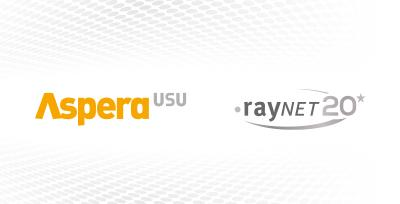 Aspera and Raynet further consolidate as technology partners