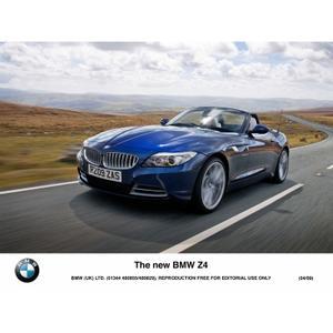 The new BMW Z4 (05/2009)