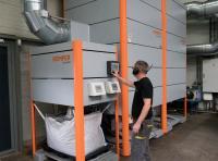 Der Verkauf zentraler Filteranlagen stieg 2018 um mehr als 25 Prozent. Im Bild: das KEMPER-System PlasmaFil Compact. (Foto: KEMPER GmbH)