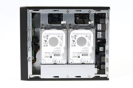 """3-Liter-PC mit Platz für vier 2,5""""-Laufwerke"""