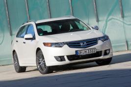 Honda Accord erhält 5 Sterne beim Euro NCAP-Sicherheitstest