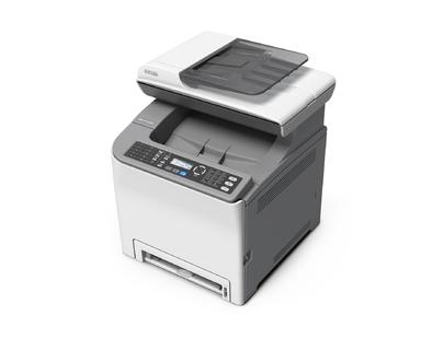 Kompakt, multifunktional und schnell im Ausdruck – die neuen Farblaserdrucker Aficio SP C231SF und Aficio SP C232SF von Ricoh