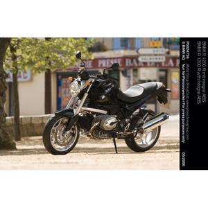BMW R 1200 R mit Integral ABS