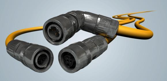 M12 PushPull: HARTING bietet eine platzsparende Lösung
