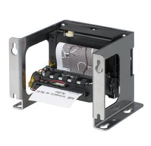 Langlebiger Outdoorexperte: Einbauthermodrucker GeBE COMPACT Plus