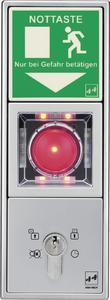 Bei der effeff-Fluchttürterminalreihe 1385 steht jetzt nur noch das Wesentliche im Vordergrund / Foto: ASSA ABLOY Sicherheitstechnik GmbH