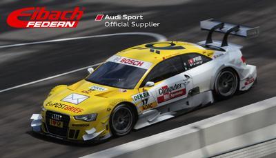 Rahel Frey Audi A5 DTM Audi Sport Team Abt