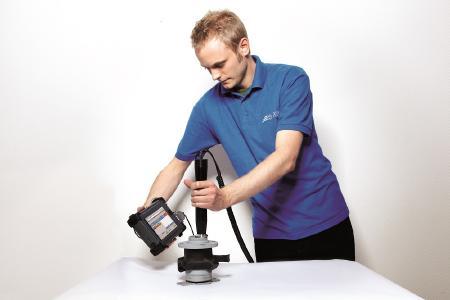 Controller Test für Hardware bei Armbruster Engineering