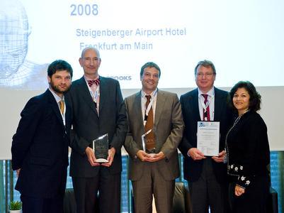 Die Preisträger der IPTEC Awards 2008