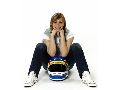 Steffi Halm: Motorsport ist mein Leben