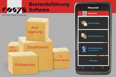 COSYS digitale Bestandsführung für den Einzelhandel