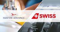 Maritime Aerospace and SWISS celebrate one-year cooperation.