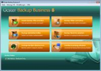 50% kleinere Backups mit Ocster Backup Business 8