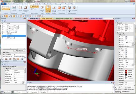 3DViewStation in Version 17.1 veröffentlicht