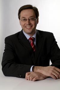 Andreas C. Nowottka, Vorstandsvorsitzender des VOI e.V.