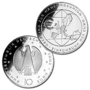 Neue 10 Euro Gedenkmünze Erstmals In Zwei Legierungen Bayerisches