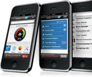 CeBIT 2010: SAP Business One auf dem iPhone