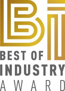 Das Logo des berühmten Best of Industry Award