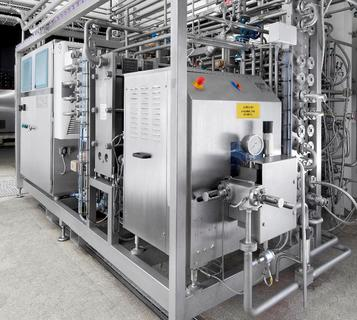 Comprehensively testing new processes: Aseptic pilot line at the GEA TDS Ahaus factory