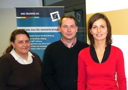 Die WBS TRAINING AG in Dessau informiert über gute Jobperspektiven durch Weiterbildung