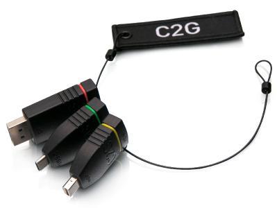 COMM-TEC Exertis COMM-TEC Exertis is new distributor for C2G