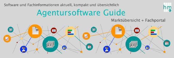 Agentursoftware Guide - Fachportal für branchenspezifische Unternehmenssoftware