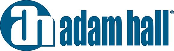 Adam Hall Group Logo blue