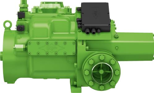 The OS.A95 ammonia screw compressors get the DNV GL certificate