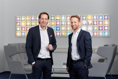 Der Göttinger IT-Dienstleister Sycor erweitert die Geschäftsführung ab November 2020 um Stephan Reiss (links) und Thomas Ahlers (rechts).