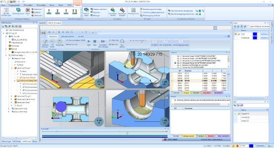 BobCAD CAM V31 Simulation