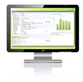 Die ERP-Lösung Mail-Order-IT verfügt über eine spezielle Übersicht für Auftragsprozessmanager von Online-Shops