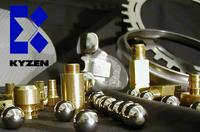 Kyzen to Exhibit Cleaning Products for a Variety of Metal Parts at the Parts Cleaning Expo and PMTS