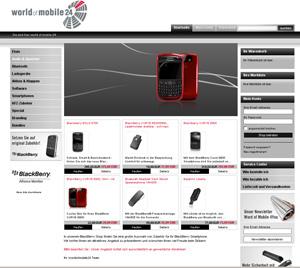 BlackBerry-Shop