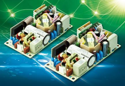 Netzteile von Emerson Network Power mit Dreifach-Ausgang: die Modelle NPT43-M und NPT44-M