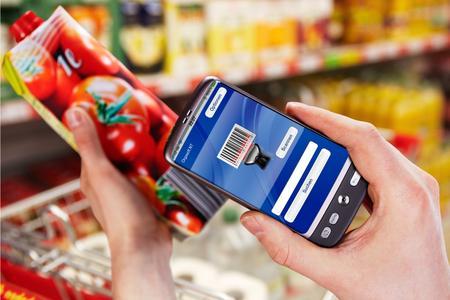 Smartphone App: Scanning