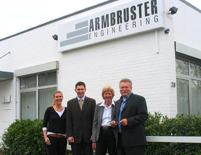 20 Jahre Armbruster Engineering