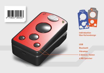 powerlineECCO - Barcode Scanner mit individuellen Oberflächendesign