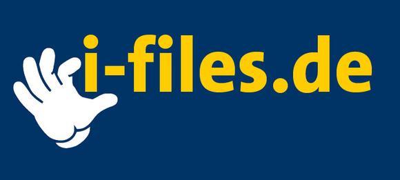 i files logo