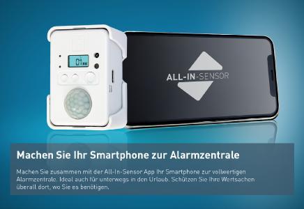 All-In-Sensor Smartphone