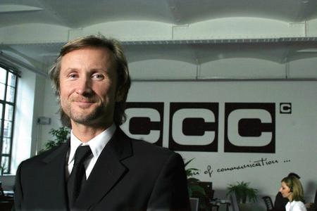 Thomas Kloibhofer, Vorstand, Gründer und Eigentümer CCC