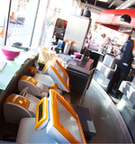 YO! Sushi restaurants choose POSLIGNE® EPoS' stylish & colourful curves