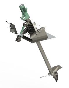 SUMA AMX zur Deckenmontage