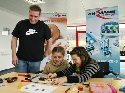 """Projekt """"Technik in der Grundschule"""""""