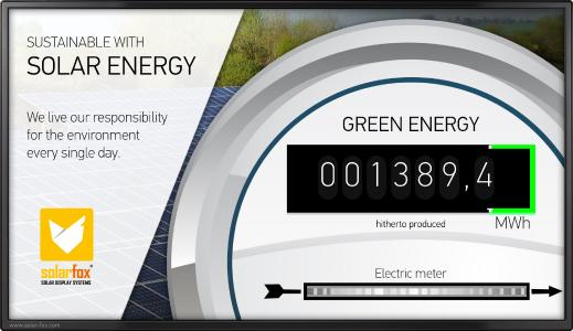 PV-Display - Solar