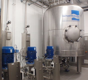 Rottendorf Pharma GmbH expands its supply system for purified water at the Ennigerloh site