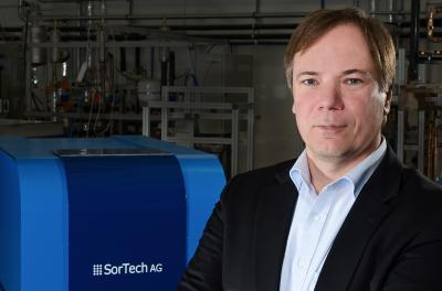 SorTech becomes innovation driver in energy-efficient refrigeration technology