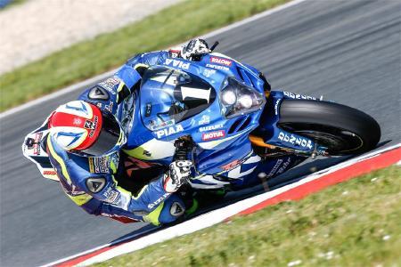 Suzuki Endurance bleibt in Führung