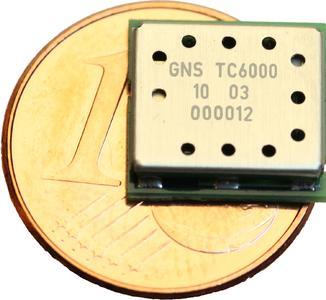 GNS TC6000 - Das kostengünstigste All-in-One-Navigationsmodul im kleinsten Formfaktor